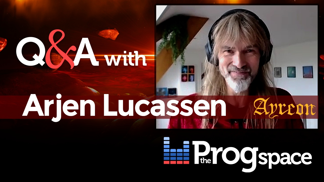 Q&A with Arjen Lucassen