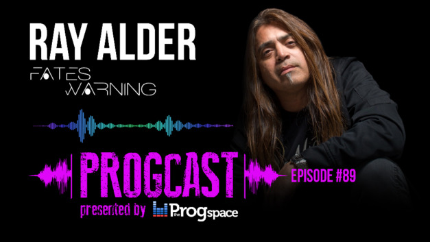 Progcast 089: Ray Alder (Fates Warning)