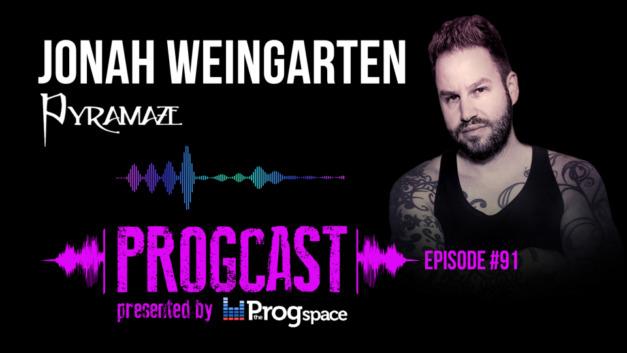 Progcast 091: Jonah Weingarten (Pyramaze)