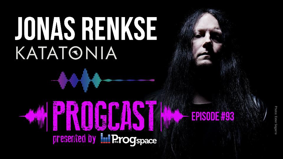 Progcast 093: Jonas Renkse (Katatonia)