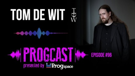 Progcast 096: Tom de Wit (TDW, Dreamwalkers Inc.)