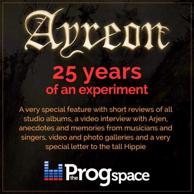 Ayreon 25th Anniversary – Special Feature