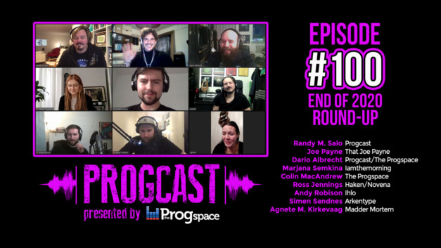 Progcast: Episode 100