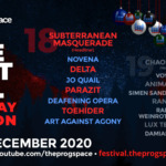 The Progspace Online Festival – Holiday Edition Day 1