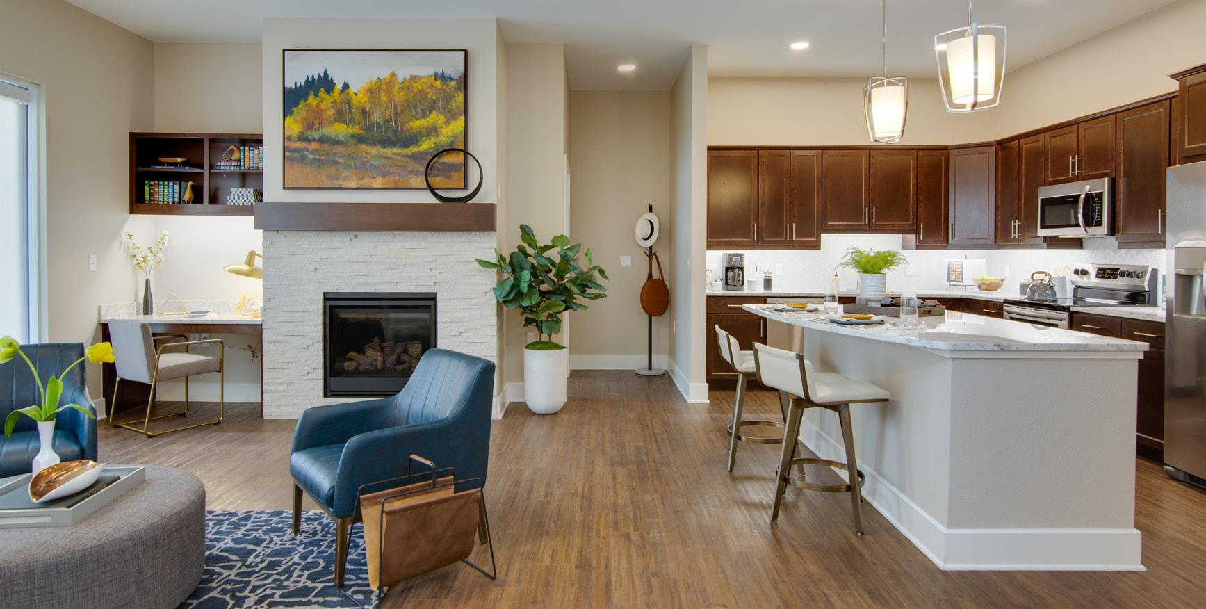 Compare At Home vs Senior Living Costs The Ridge Pinehurst