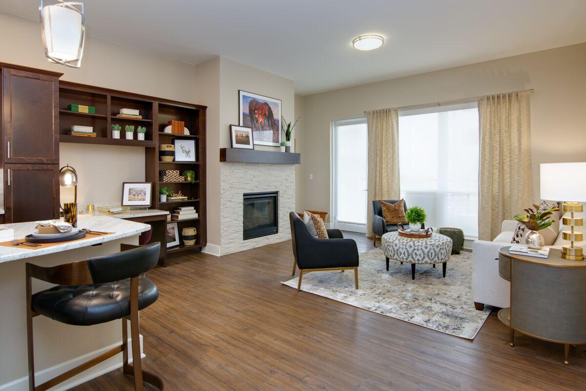 Light Bright Residence Room