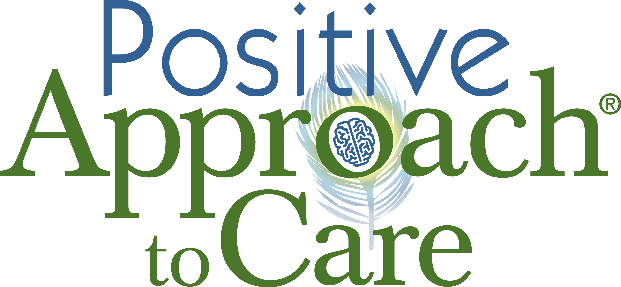 Positive Approach to Care logo