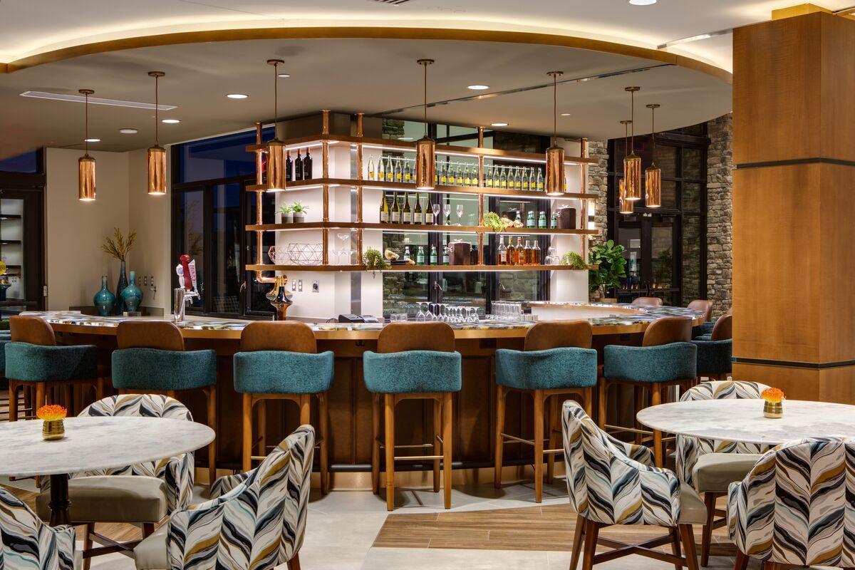 Luxury common space