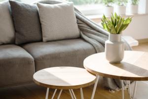 Nesting modern side tables