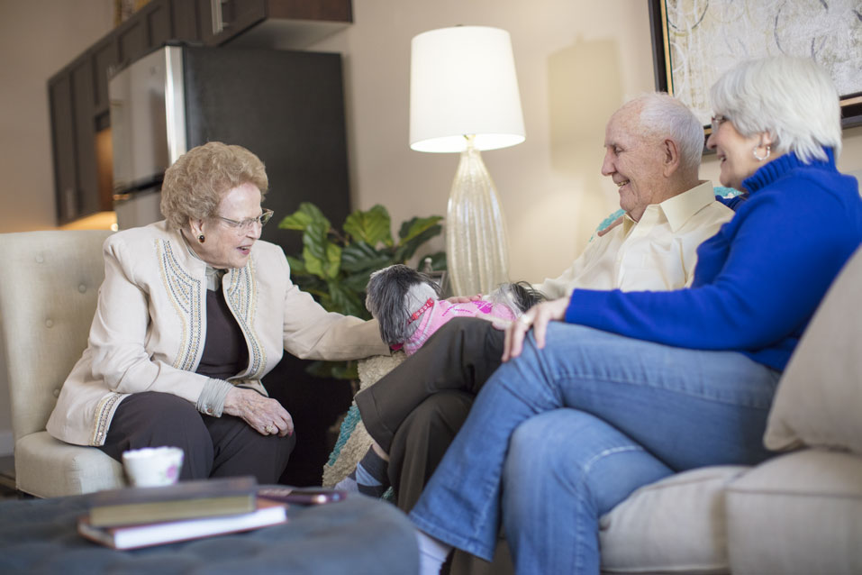 8 Assisted Living Myths Busted in 2019 | The Ridge