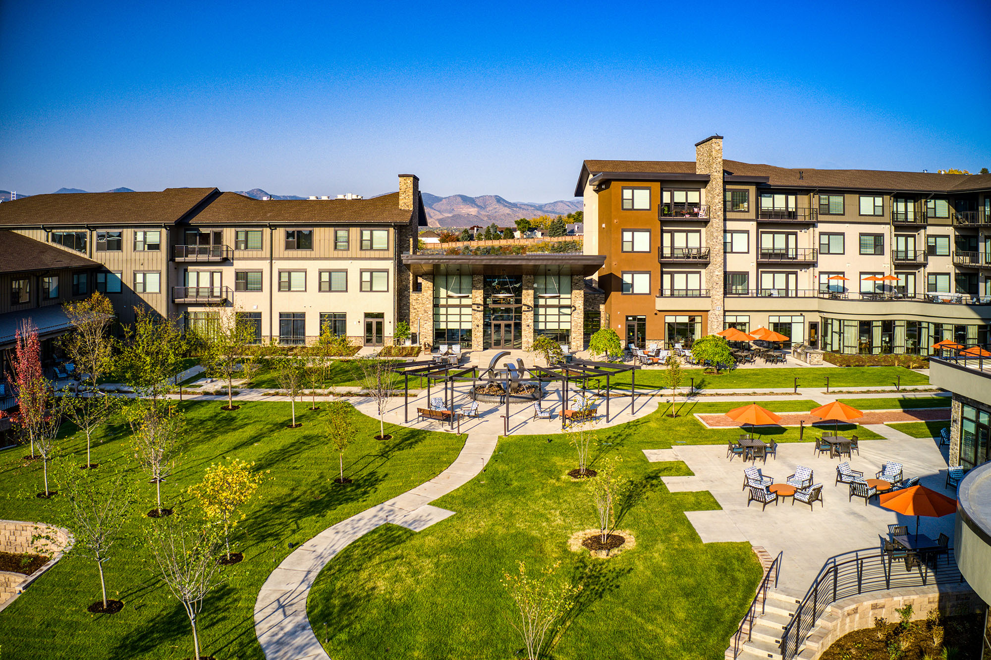 The Ridge Senior Living Achieves High Standards for COVID-19 Vaccinations   September 2021