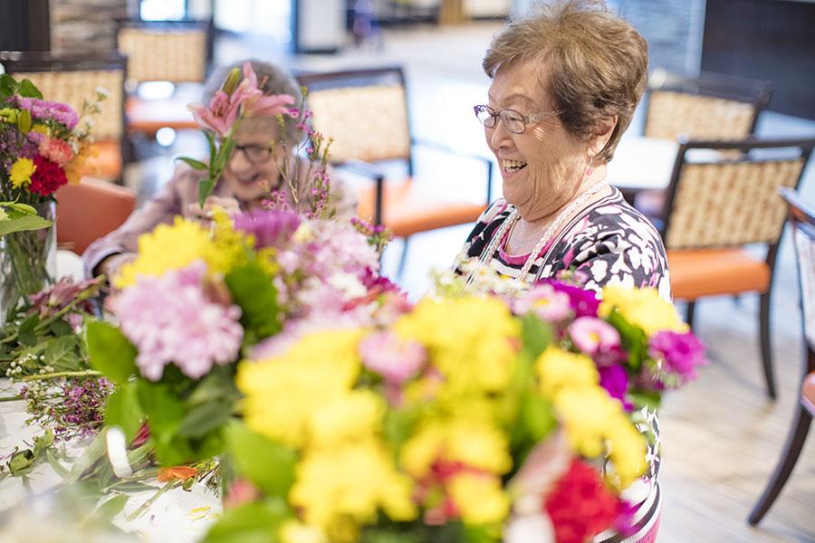 Living Local at The Ridge Senior Living Communities