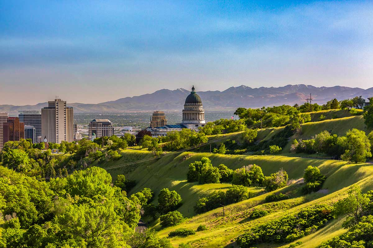 7 Outdoor Things to Do in Salt Lake City | The Ridge