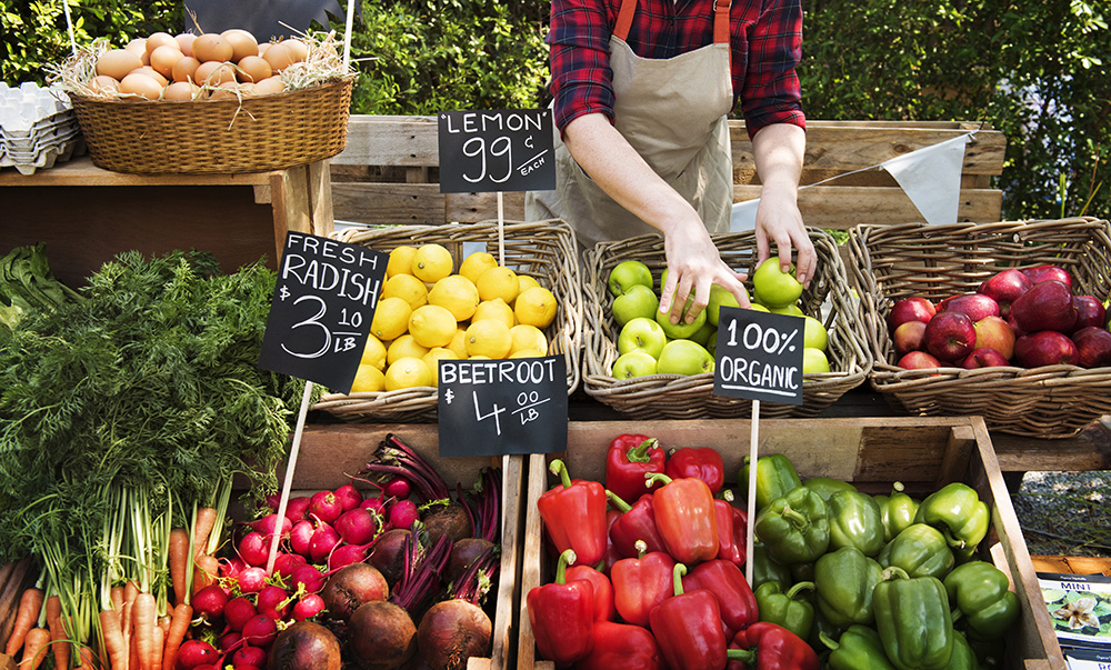 Farmers markets feature fresh-from-the-field goodness