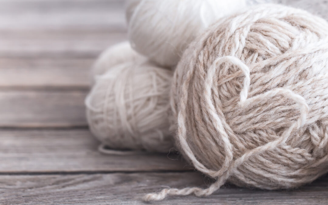 Knitting and Sewing Your Way out of the COVID Doldrums
