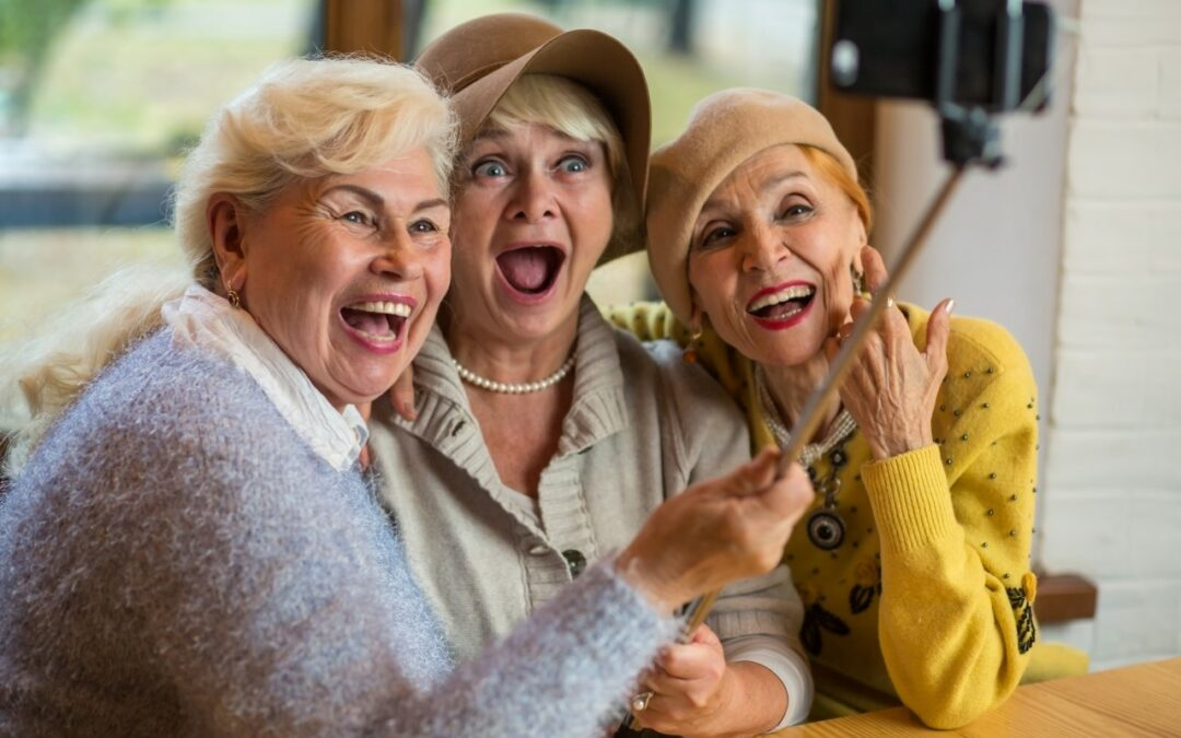 New Friends Can Make Your Retirement Years Golden