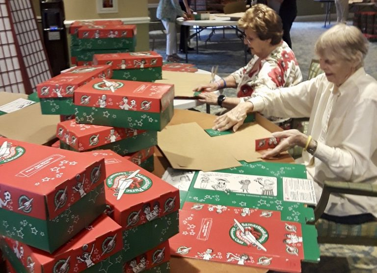 Holiday Cheer Delivered to Kids Worldwide