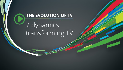 Evolution of TV: 7 Dynamics Transforming TV