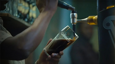 Media Mix Study recommends Guinness quadruples YouTube Investment