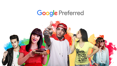 Descubra o Google Preferred.