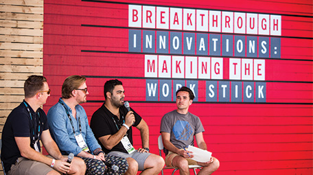 Cannes Lions 2016: Delivering Innovation - making ideas stand out in the age of abundance
