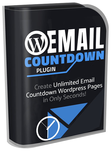 WP Email Countdown Plugin