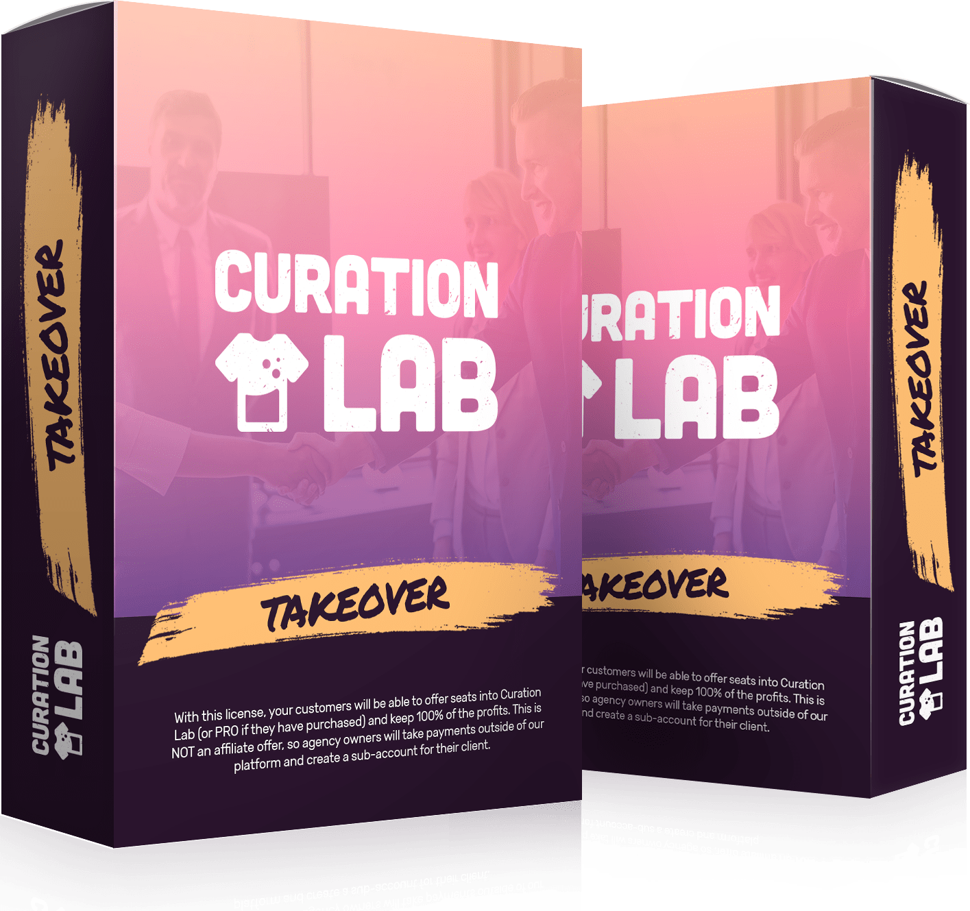 Curation Lab Takeover