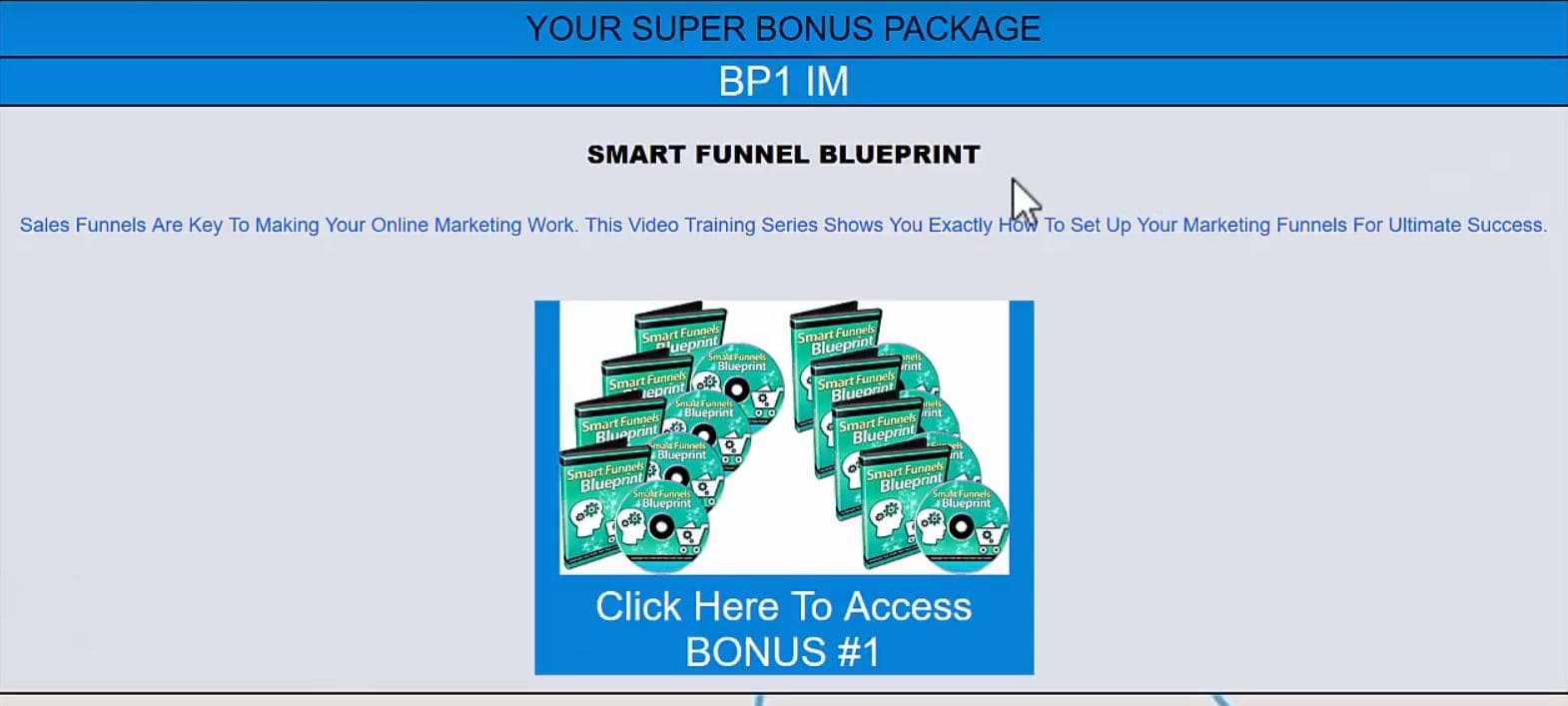Bonus Pack Create 7