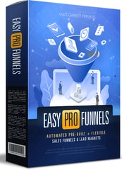 Easy Pro Funnels Review [2019] – Best Budget Sales Funnel?