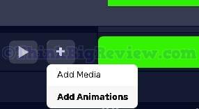 Add a Text Animation
