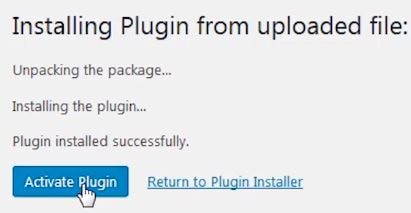 WP Plugin Boss Example Step 6