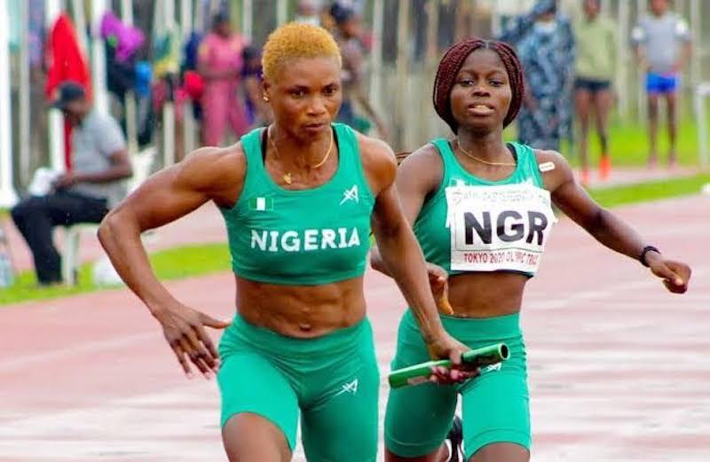 Tokyo 2020 Olympics: Nigeria Seals Women's 4x400m Relay  QualificationTHISDAYLIVE