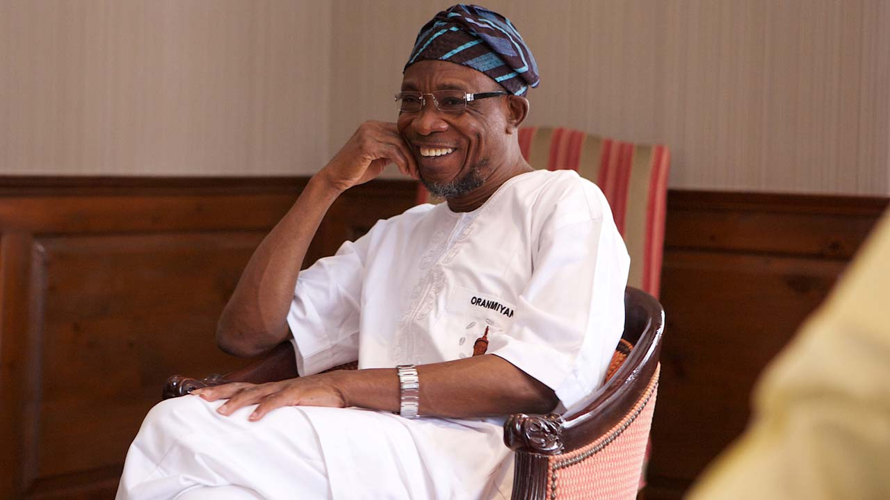 Rauf Aregbesola. Photo: THISDAY