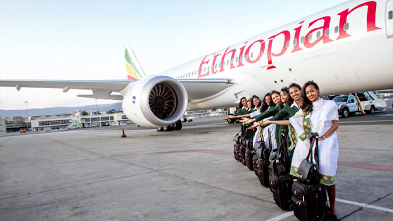 Ethiopian Airlines Offers to Partner Nigeria on National Carrier