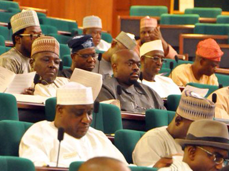 Image result for Reps displeased with Osinbajo, NEMA's response to alleged misuse IDP funds