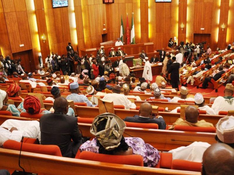 Image result for Senate adjourns plenary until July 2