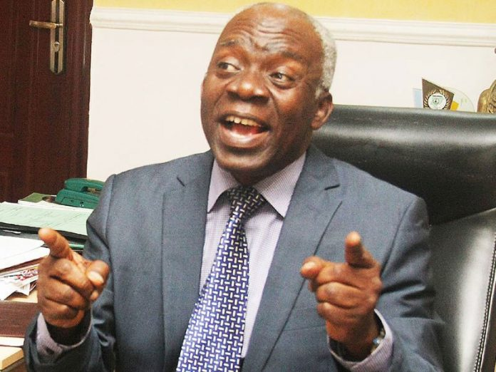 Falana: EFCC Can Mandate Bank MDs, Executives to Declare Assets