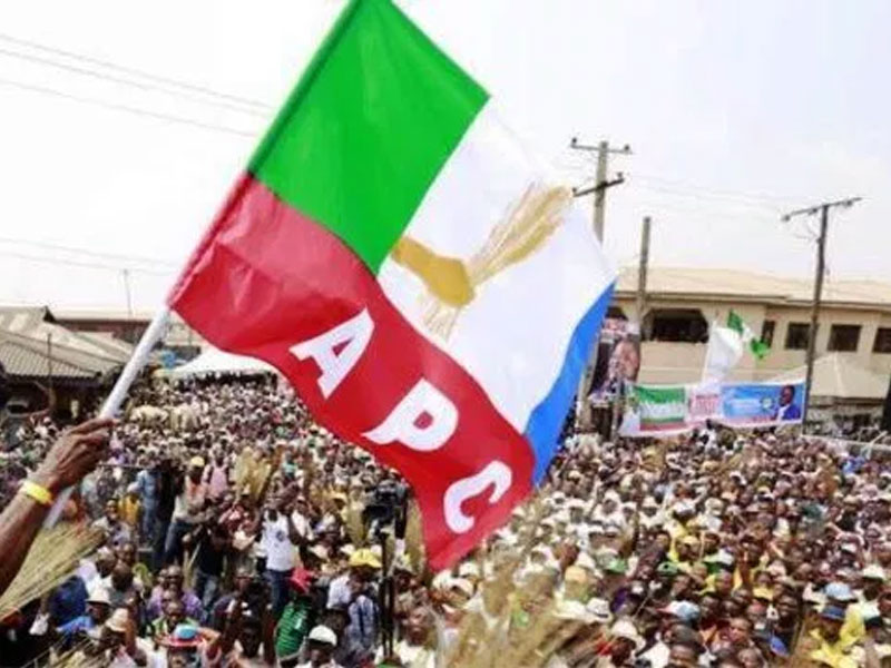 Image result for APC Releases Campaign And Rallies Time-Table