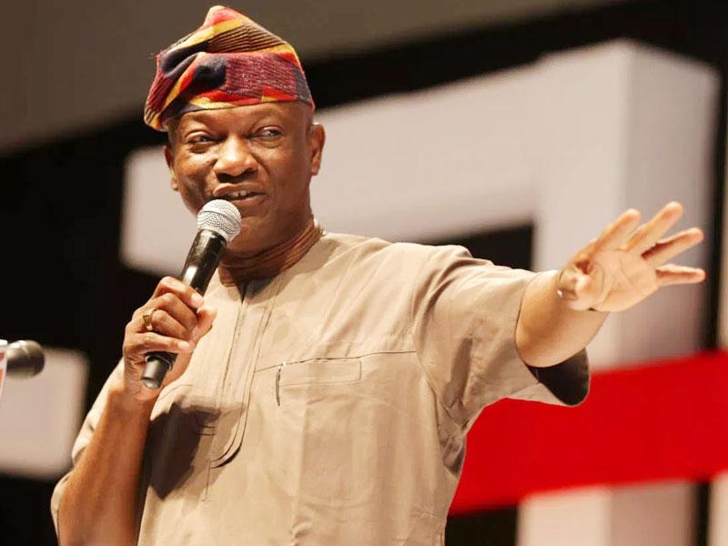 Image result for Agbaje Welcomes Lagos Gubernatorial Results