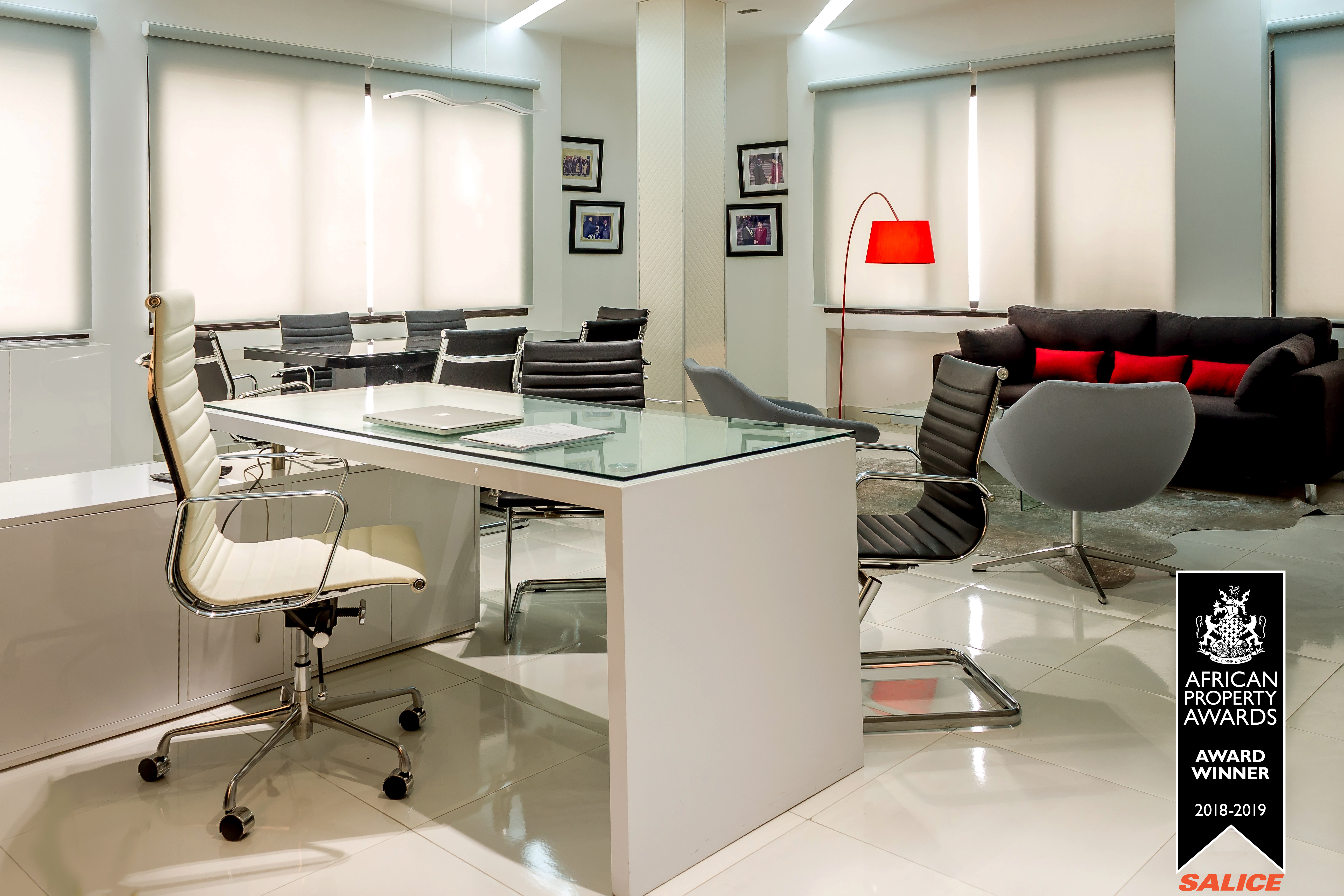 Aesthetic Display Of E Tranzact Office Project The Managing Director S By Gemona West