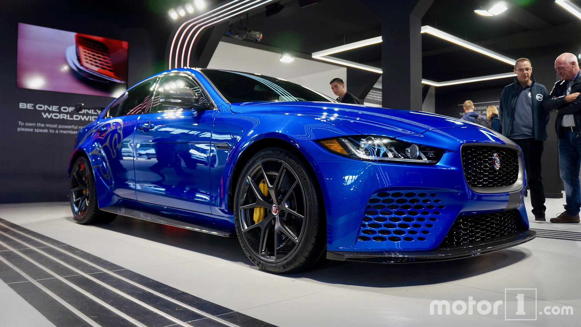 Jaguar F Pace New 300 Sport And Chequered Flag Special Editions