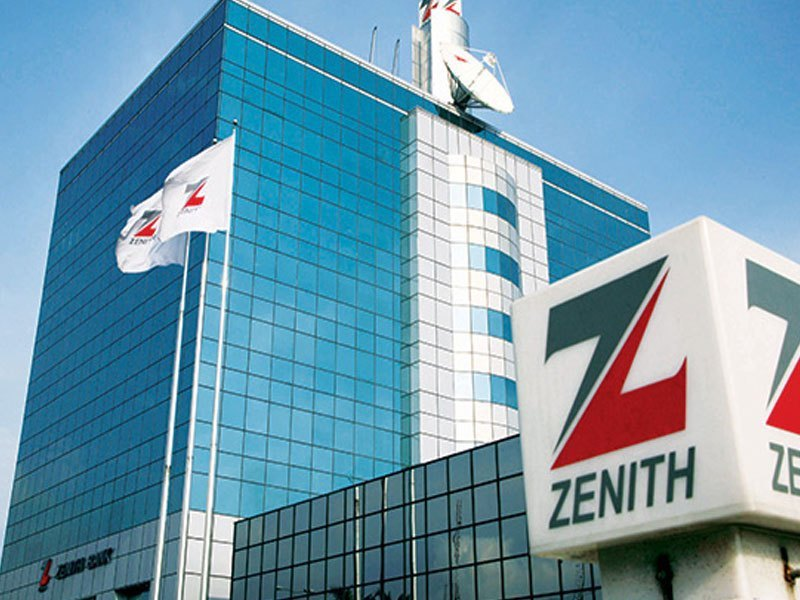 Image result for zenith bank