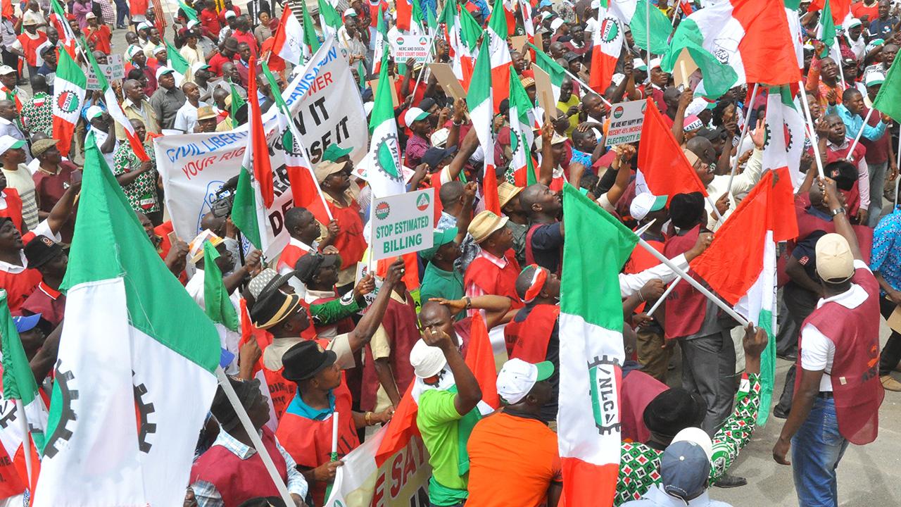 Image result for nlc strike