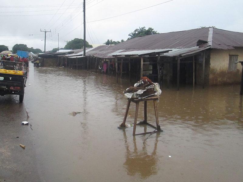 Image result for flood in benue