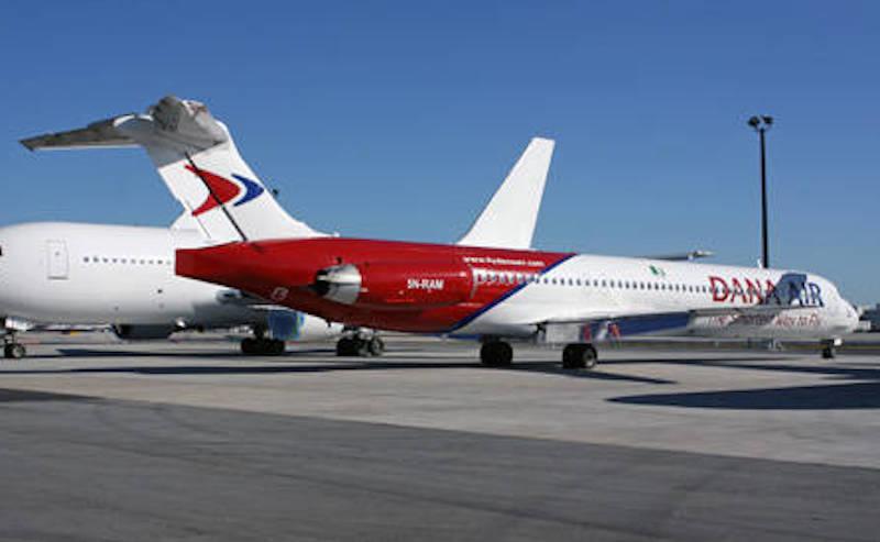 Flight Delayed as Dana Air's Plane Suffers Wheel-lock in Owerri - THISDAY Newspapers