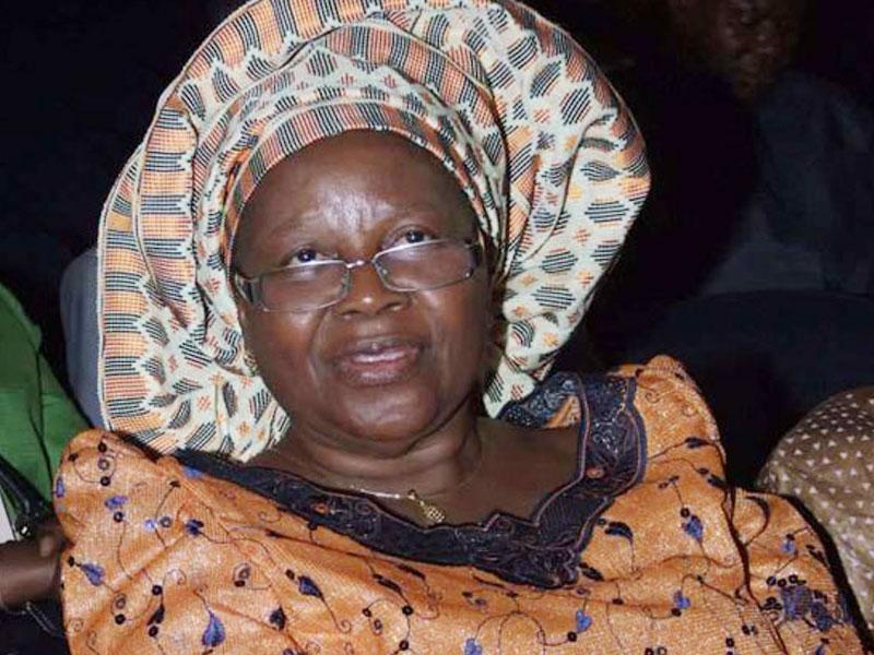 Image result for Madam Oluremi Obasanjo