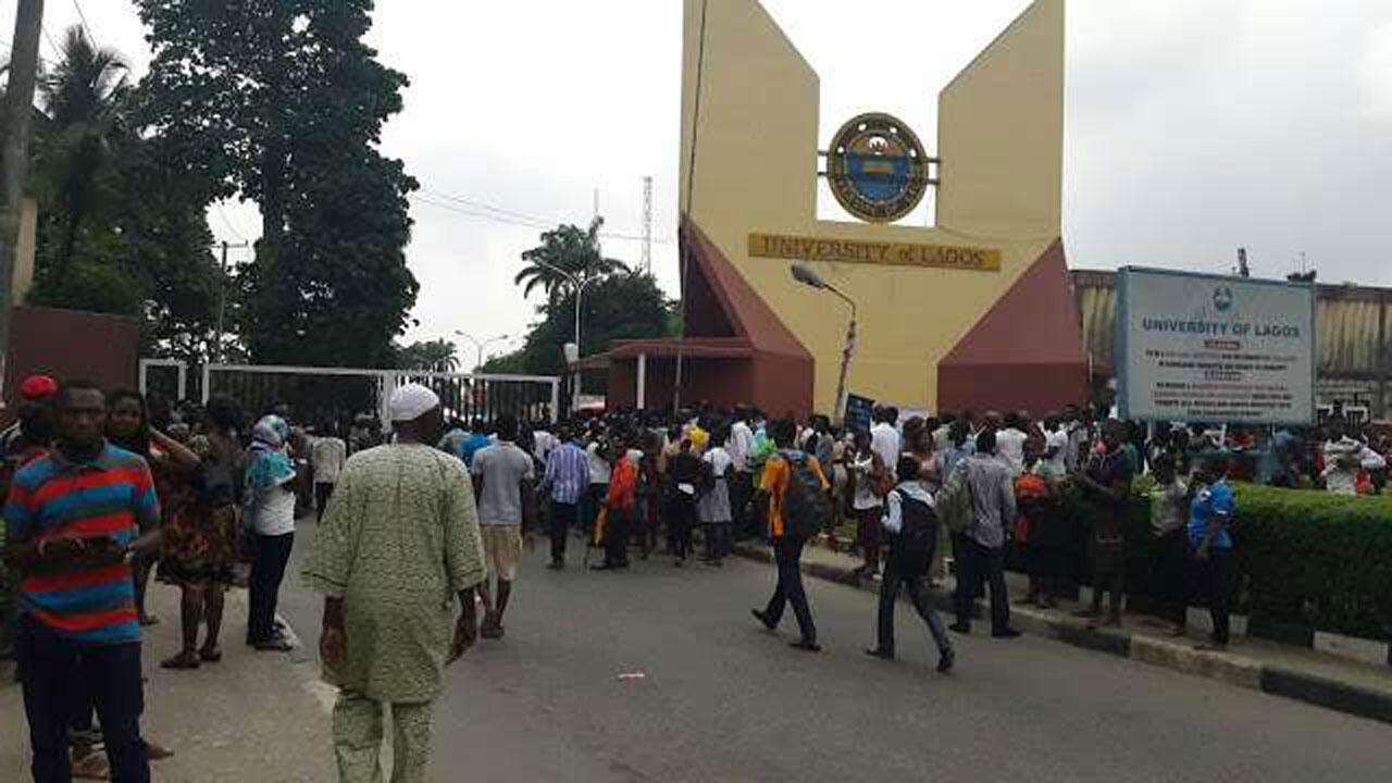University of Lagos (UNILAG) Students. Photo: THISDAY