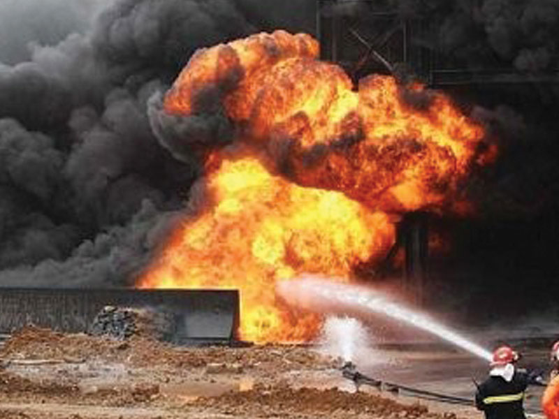 16 killed, 30 houses destroyed in Kwara fuel truck explosion