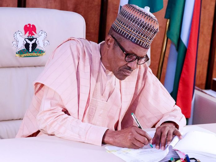 Buhari Commissions Eye Care Centre in Abuja