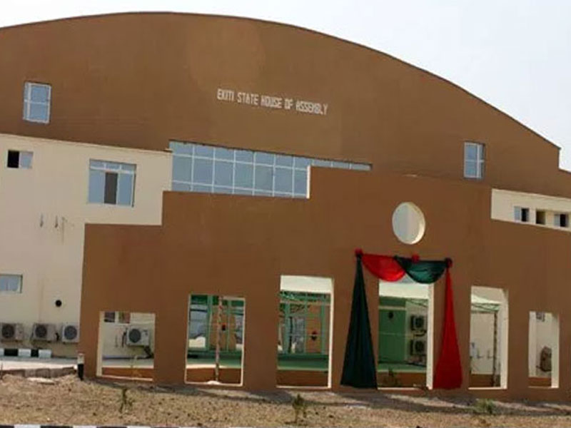 Ekiti Assembly Condemns Rising Cases of Kidnapping, Promises Legislative Action